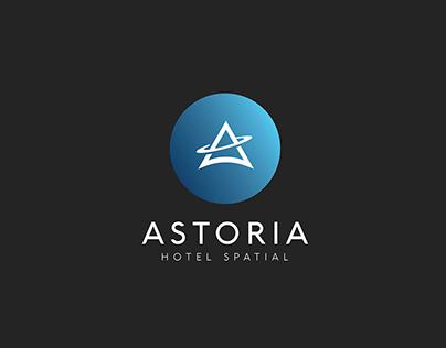 ASTORIA - Hotel Spatial / Branding