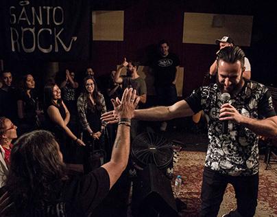 Vídeo | Santo Rock Fest