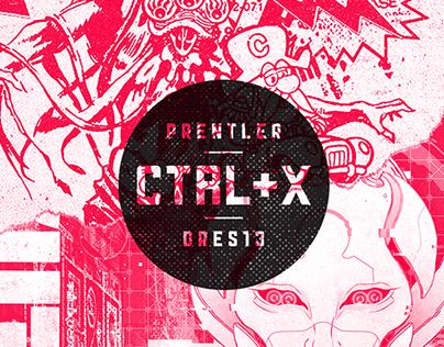 CTRL+X Art Exhibition