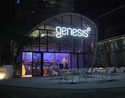 Genesis — Interior Mapping