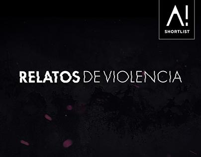 Relatos de Violencia