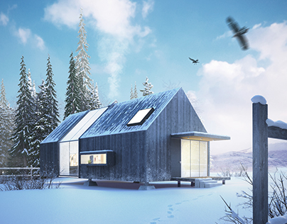"""Retractable house"""