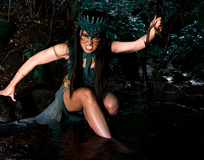 Guia, Madre de la naturaleza