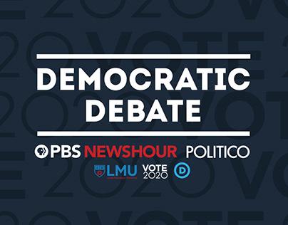 Democratic Debate 2019