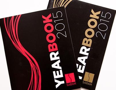 SABAM Yearbook 2015 FR & NL