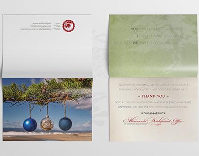 Custom Christmas (Holiday) Cards