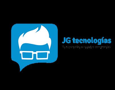 Branding: JG Tecnologías