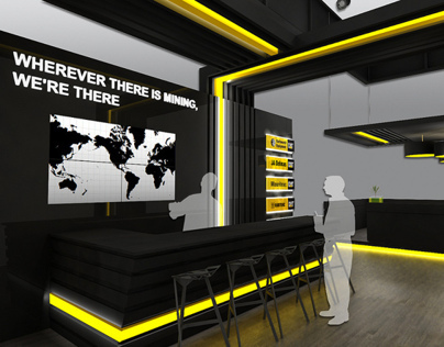 Barloworld Exhibit Stand Concept Proposal