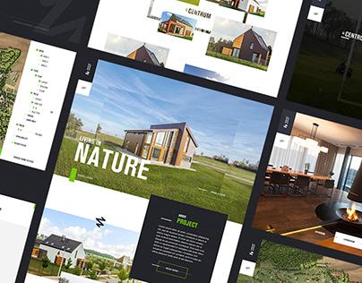 Zamecke Zahrady - Website