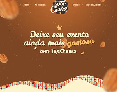 TopChurro - Landing Page