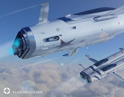 Work in Progress of Spacecraft_02