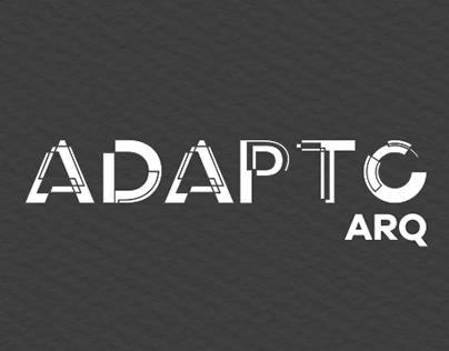 ADAPTO ARQ // Sistema de Identidad Gráfico (Ecuador)