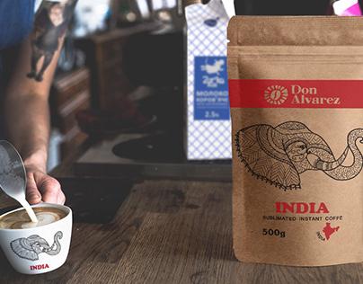 Packaging of coffee