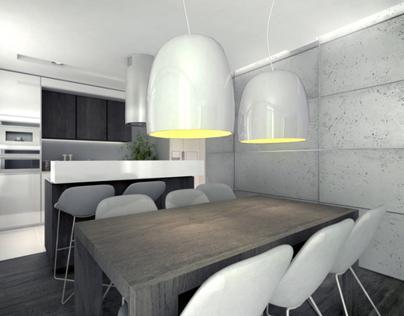 Apartment interior 2010