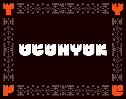 Ogonyok | typeface