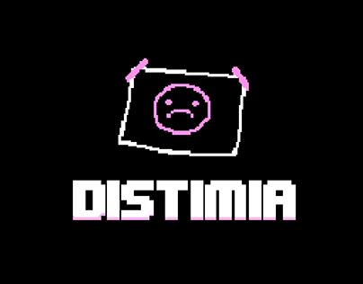 Distimia I Videojuego 2D de Plataformas y Lógica