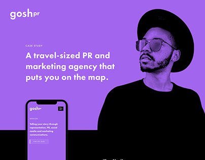 GoshPR - Case Study