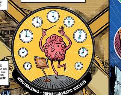 Science Comics for Público