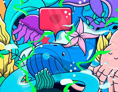 OCEAN LOVE!♥