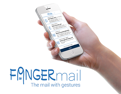 Finger Mail - The mail with gestures (2014)
