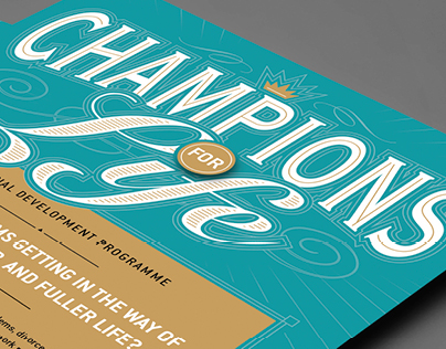 Champions A5 Leaflet