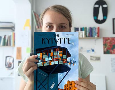 Kyivite // magazine cover