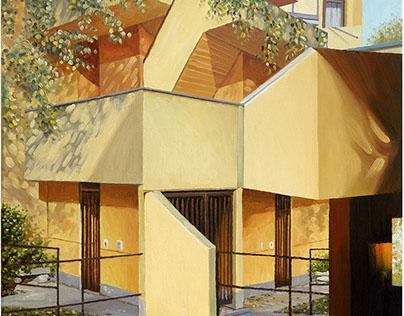Geel Huis / Yellow House