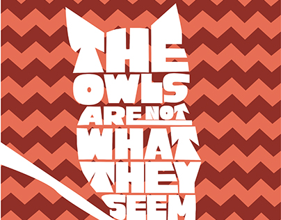 Owls Are Not What They Seem Poster