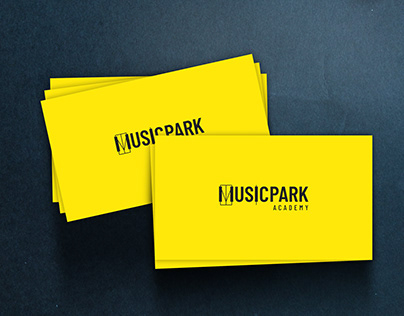 Music Park Academy - Logo Design and book cover design.