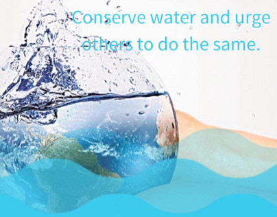 MAKE EVERY DROP OF WATER COUNT