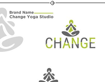 Change Yoga Studio Branding by Letstarts