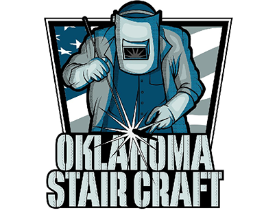 Oklahoma Stair Craft T-shirt Illustration