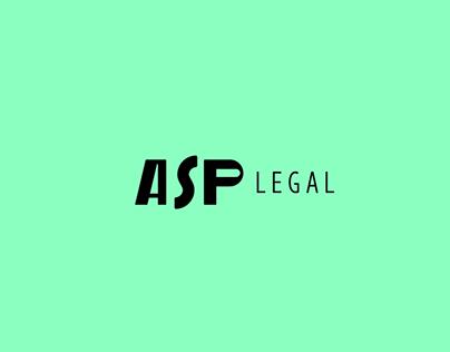 ASP LEGAL Visual Identity