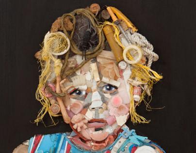 Self Portrait as child