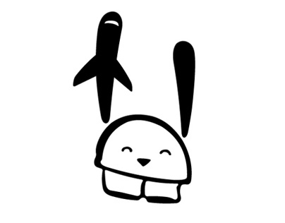 My Travel Bunny / Logotype / Website Background
