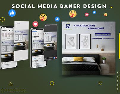Social Media Banner    facebook, Instagram ads design  