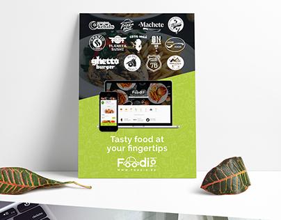 Foodio.eu / Branding