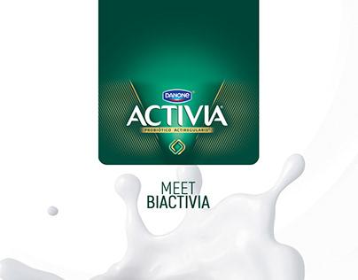 Biactivia. Package design, ideas
