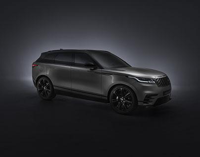 Range Rover Velar for RAMP STYLE by WE! shoot it,