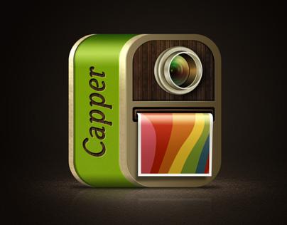 Capper iPhone App