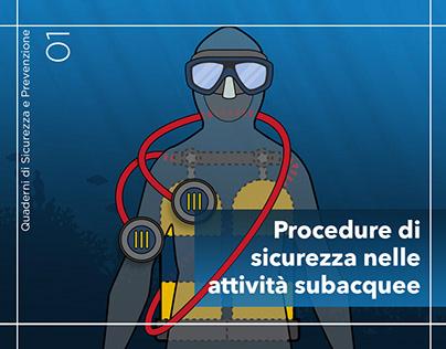 Procedure di sicurezza nelle attività subacquee