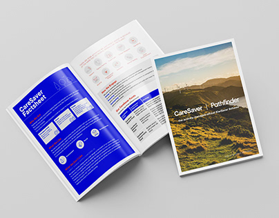 CareSaver Factsheet Brochure