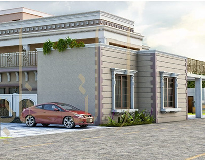 Khuda Yar Bandyal Villa