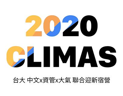 2020 CLIMAS - Visual Identity