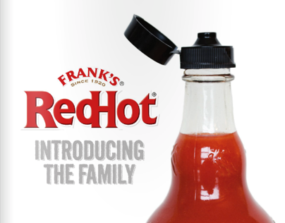 Frank's Red Hot: Introducing the Family