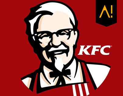 Radios KFC