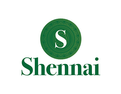 Shennai: Logo, sachet and box