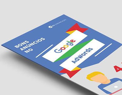 Infográfico -  Bons anúncios no Google AdWords