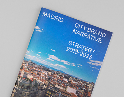 Madrid City Brand Narrative