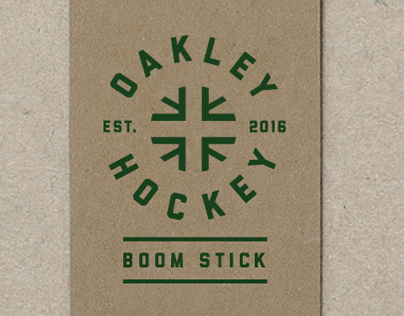 Field Hockey Stick Branding